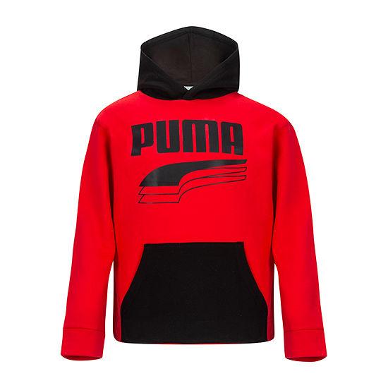 Puma-Big Kid Boys Hoodie
