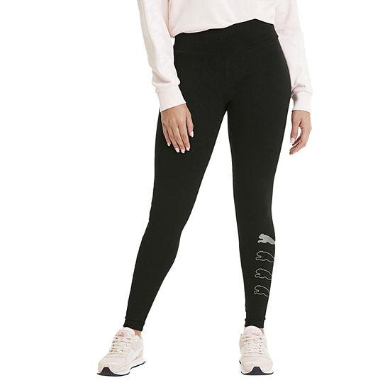 Puma Womens High Rise Ankle Legging