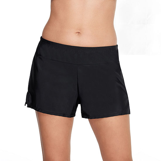 St. John's Bay Swim Shorts Swimsuit Bottom