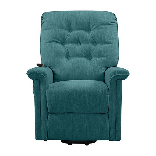 Tufted Power Lift Recliner w/ Pad-Arm