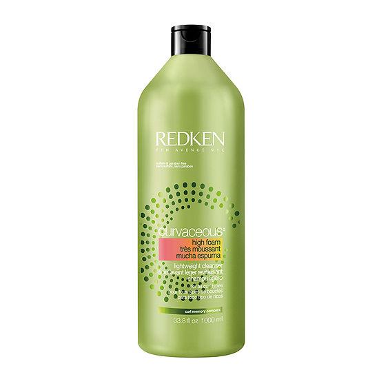 Redken Curvaceous High Foam Shampoo - 33.8 oz.