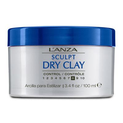L'ANZA Healing Style Sculpt Dry Clay - 3.4 oz.