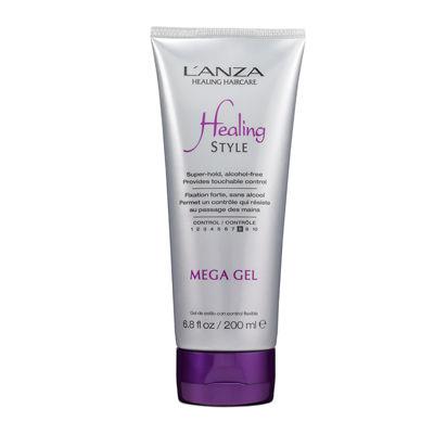 L'ANZA Healing Style Mega Gel - 6.8 oz.