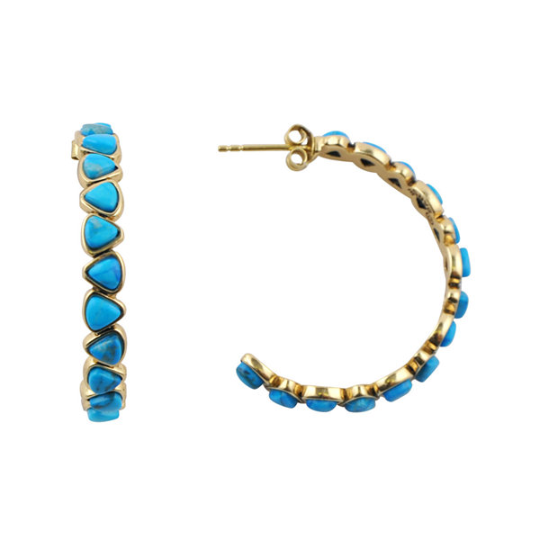 Artsmith by Barse Art Smith by BARSE Multicolor Howlite Brass & Leather Bracelet 8ddbUFpu