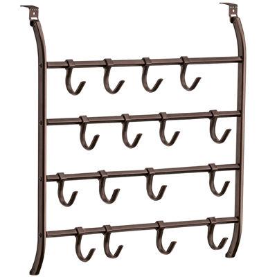 Lynk® Over-Door 16-Hook Accessory Organizer