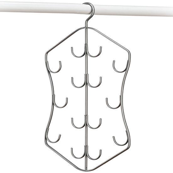 Lynk® Hanging 14-Hook Accessory Organizer