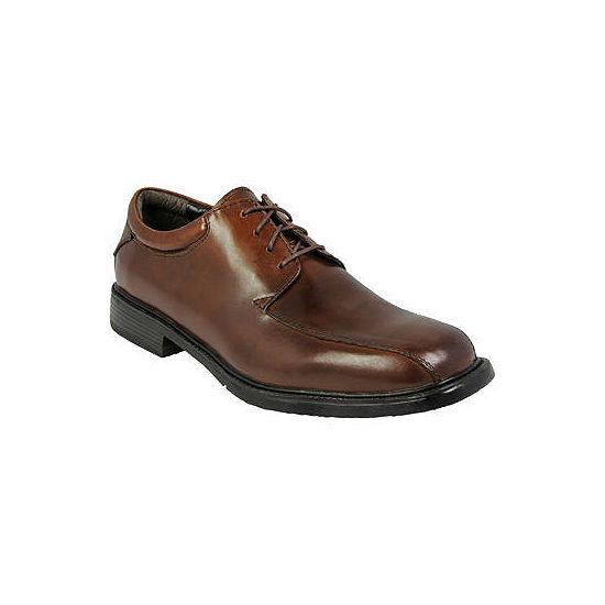 Nunn Bush® Marcell Mens Bicycle Toe Dress Oxford Shoes