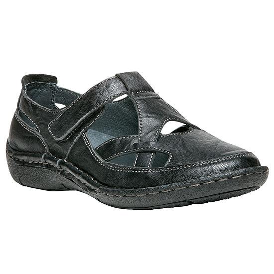 Propet Womens Caylee Slip-On Shoe Closed Toe