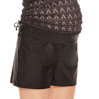 a.n.a Boyshort Swimsuit Bottom-Maternity