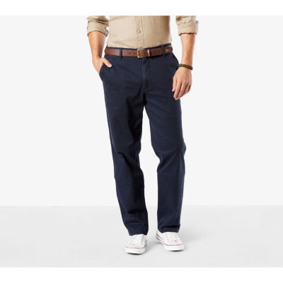 Dockers® Classic Fit Washed Khaki Pants D3