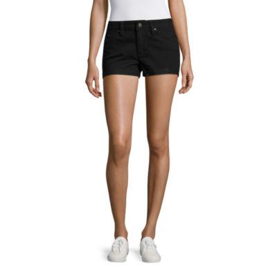 "Zco Jeans 2 1/2"" Denim Shorts-Juniors"