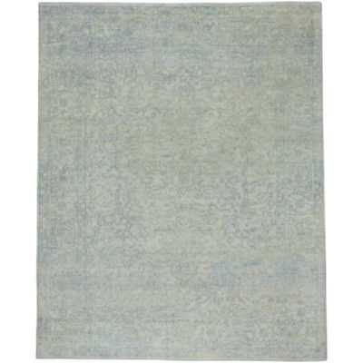 Capel Inc. Cannae Hand Knotted Rectangular Indoor Rugs