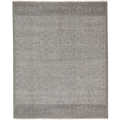 Capel Inc. Biltmore Barrier Hand Knotted Rectangular Rugs