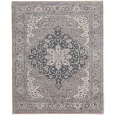 Capel Inc. Biltmore Plantation-Sirocco Hand Knotted Rectangular Rugs