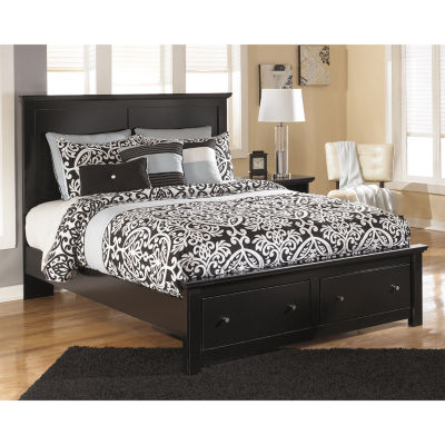 Signature Design by Ashley® Miley Queen Platform Storage Bed
