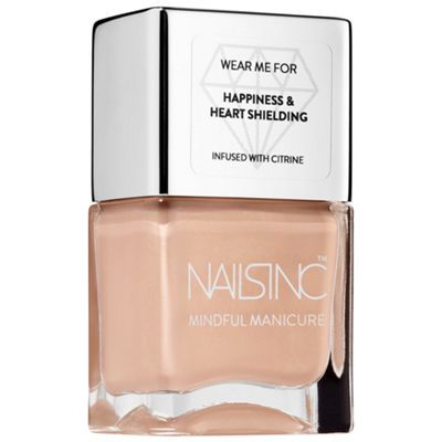 NAILS INC. The Mindful Manicure Future'S Bright Nail Polish
