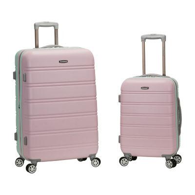 Rockland Melbourne 2 Pc. Hardside Spinner Luggage Set by Rockland