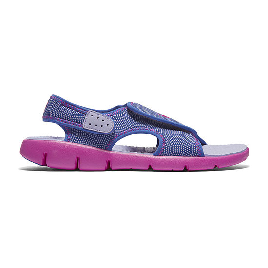 463e61332bca Jcp Nike Sunray Adjustable Girls Sandals Toddler kids outfits