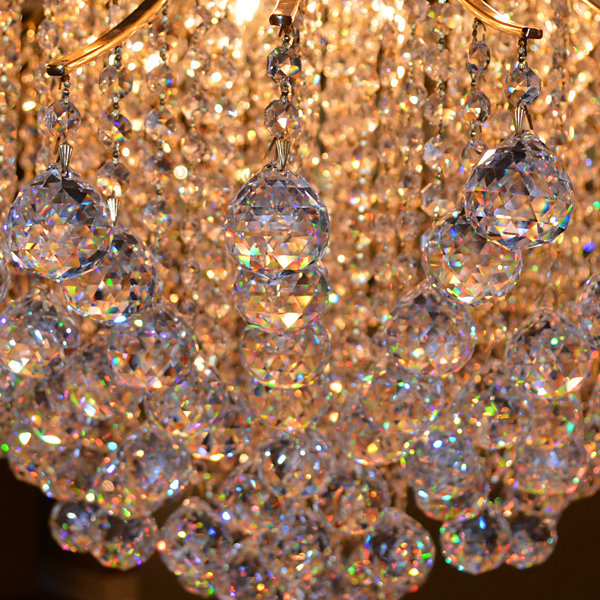 Empire Collection 20 Light Extra Large Crystal Chandelier
