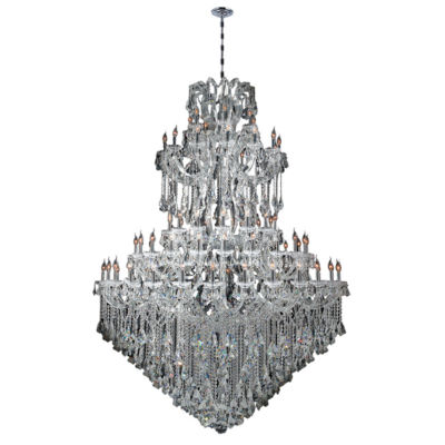 Maria Theresa Collection 84 Light 5-Tier Crystal Chandelier