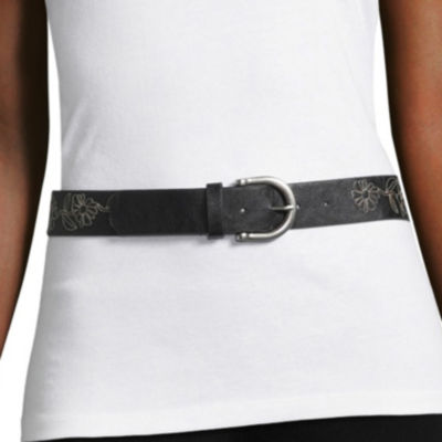Relic Embroidered Belt