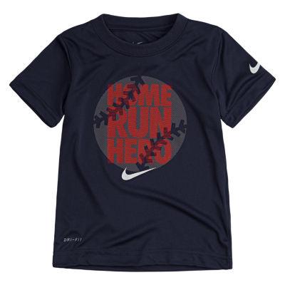 Nike Dri-Fit Graphic T-Shirt-Toddler Boys
