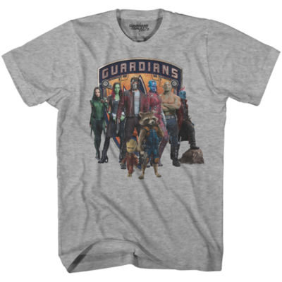 Guardians of the Galaxy Group Line Up Graphic Tee