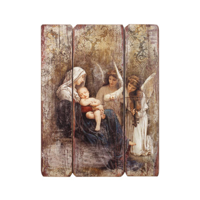 "26"" Song Of The Angels Plaque"""