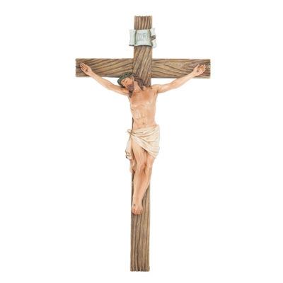 """20.5"""" Crucifix Figure"""""""