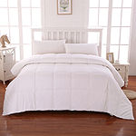 Cottonloft® Medium-Warmth Cotton-Filled Down-Alternative Comforter