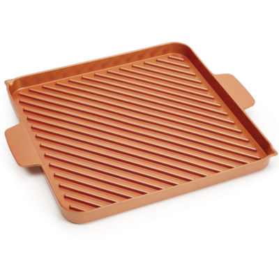 As Seen on TV Copper Chef Non-Stick Grill Pan