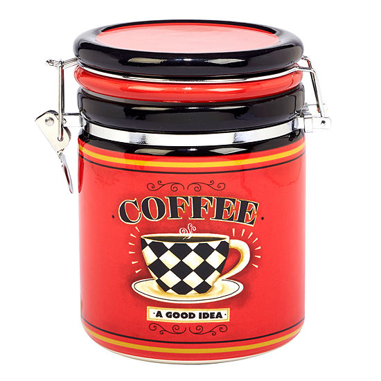 Certified International Coffee Always Canister