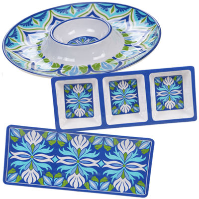 Certified International Morocco 3-pc. Serving Set