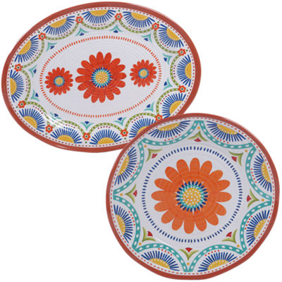 Certified International Vera Cruz 2-pc. Serving Set