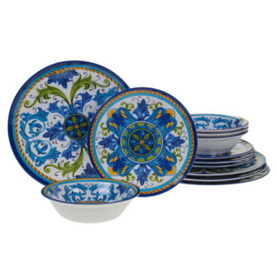 Certified International Lucca 12-pc. Dinnerware Set