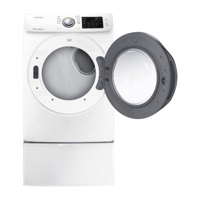 Samsung 7.5 cu. ft. Gas Dryer with Steam Dry