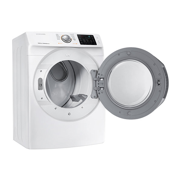 Samsung 7.5 cu. ft. Gas Dryer with Steam Dry