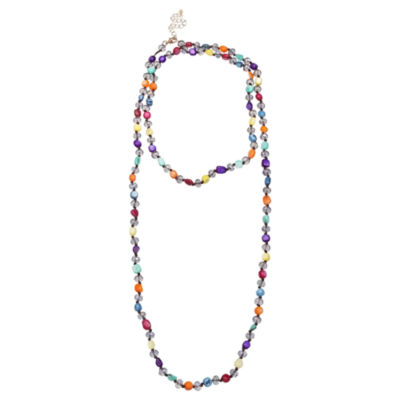 Mixit Clr 0318 Brights Table Womens Beaded Necklace
