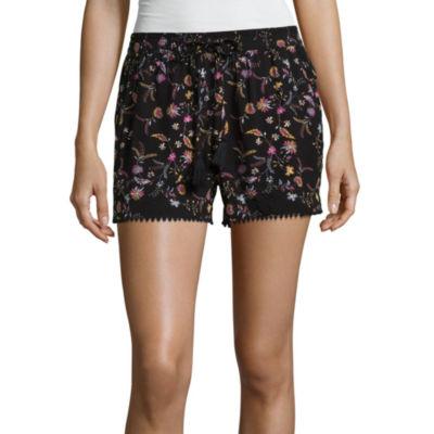 a.n.a Soft Shorts-Tall