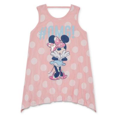 Disney Minnie Mouse Tunic Top - Big Kid Girls