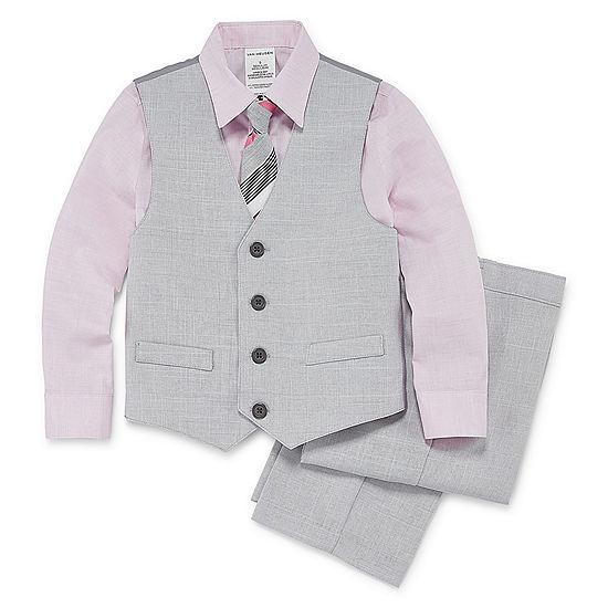 Boys Suit 4-pc. Set 4-10 Van Heusen With Paypal Cheap Online uZgw2zYuA
