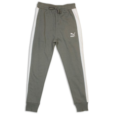 Puma Kids Apparel Knit Jogger Pants - Big Kid Boys