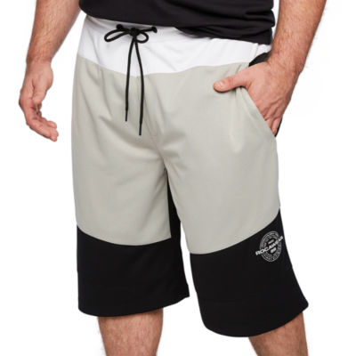 Rocawear Mens Drawstring Waist Pull-On Shorts-Big and Tall