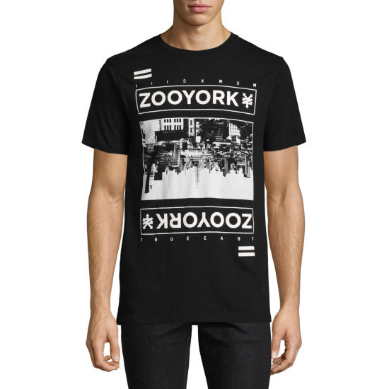Zoo York Short Sleeve Graphic T-Shirt