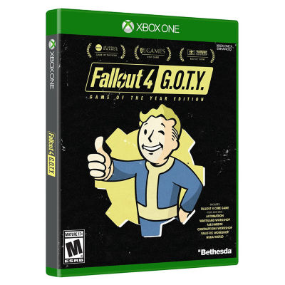 Fallout 4: Game of the Year Edition - Xbox One