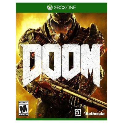 XBox One Doom Video Game