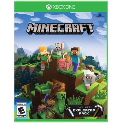 Minecraft Explorers Pack Platinum - Xbox One