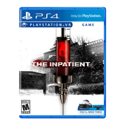 The Inpatient - PlayStation 4 - PlayStation VR
