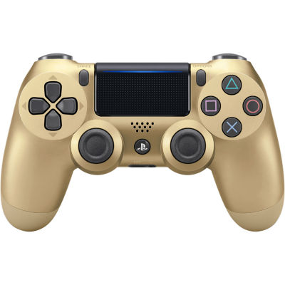 Sony DualShock 4 Wireless Controller for PlayStation 4 - Gold Special Edition