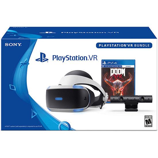 Sony PlayStation VR Doom Bundle